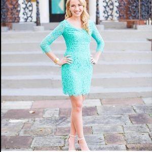 Lilly Pulitzer Helene lace dress